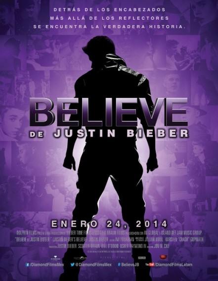 Believe, poster