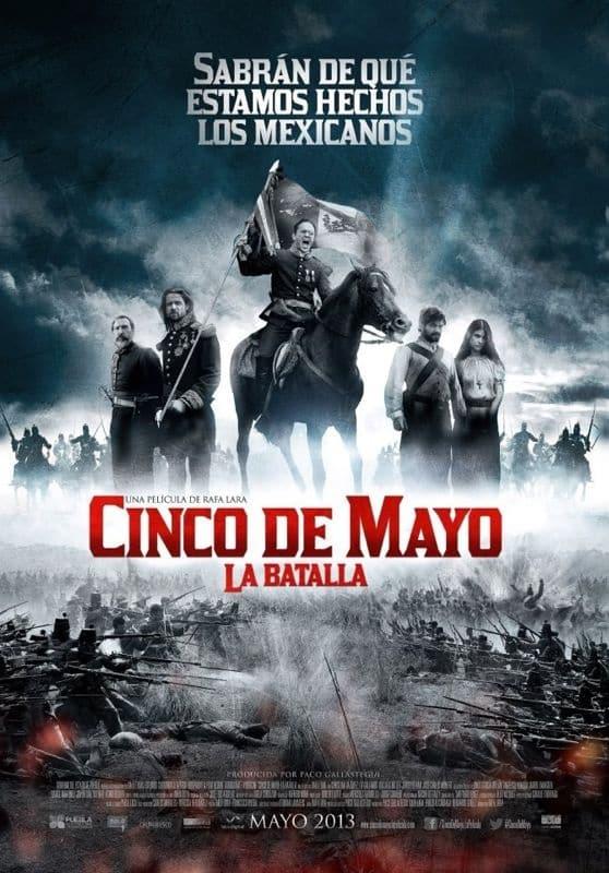 """""""Cinco de Mayo: La batalla"""""""