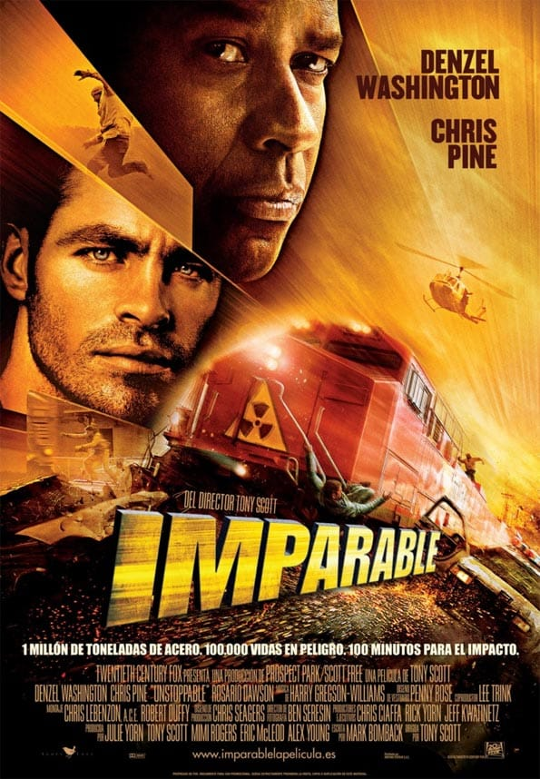 """Poster """"Imparable"""""""