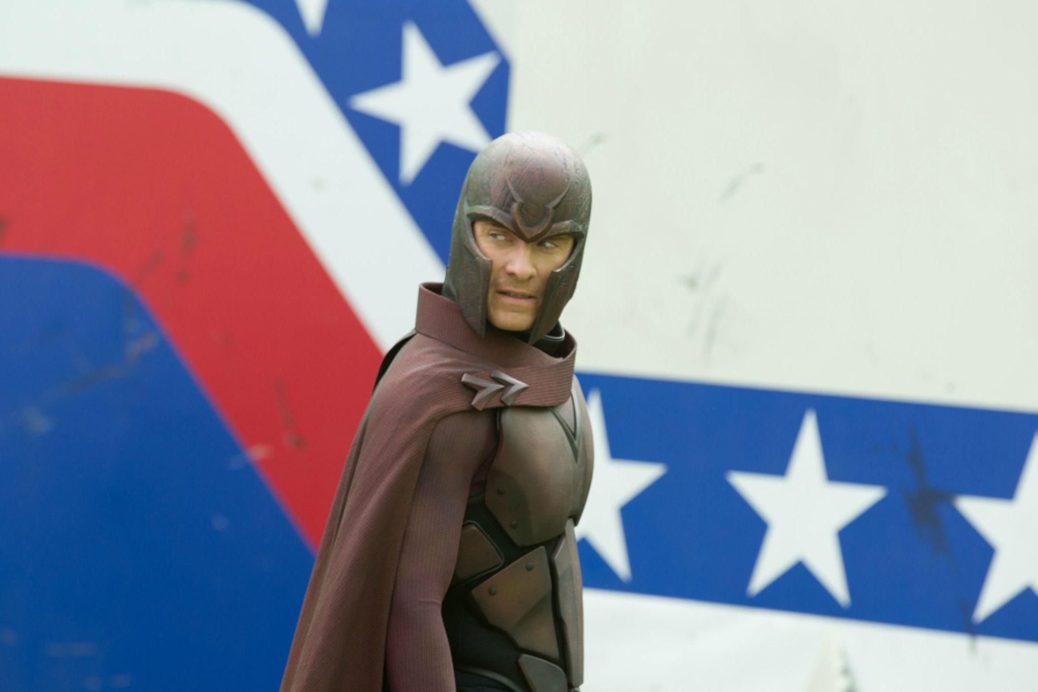 Magneto-Michael Fassbender