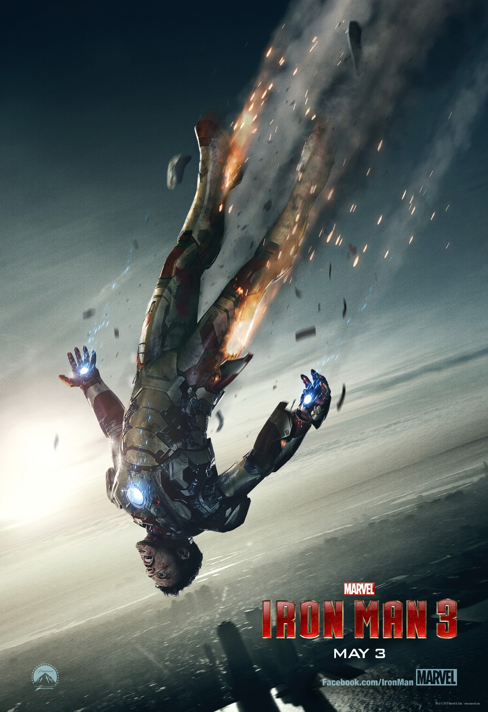 Iron man 3 Marvel Studios
