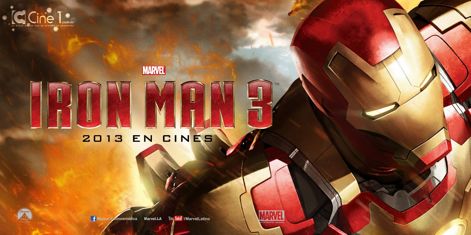 IRON MAN 3-14