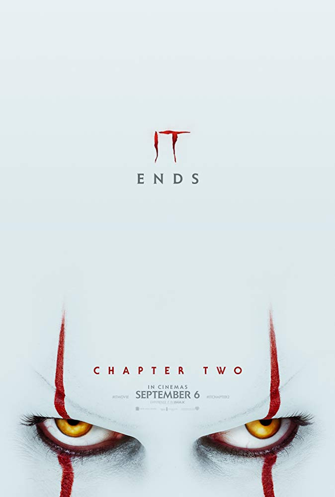 IT: Chapter Two revela fantástico tráiler completo y nuevo póster oficial