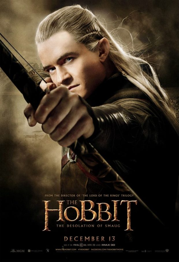 the hobbit legolas