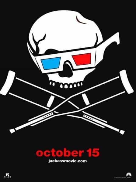 Cartel promocional de Jackass