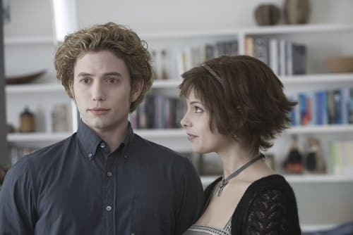 Jackson Rathbone y Ashley Greene