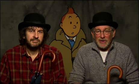 Peter Jackson y Steven Spielberg