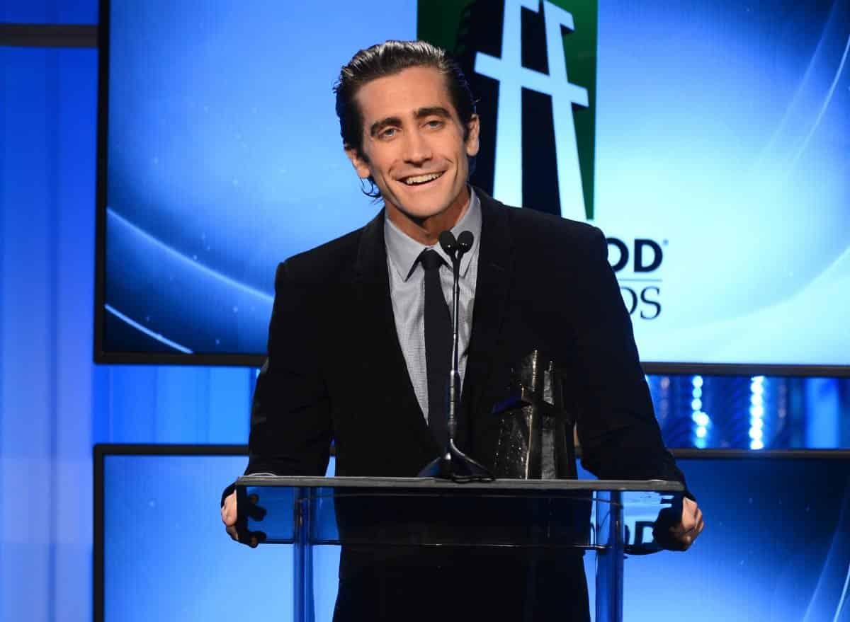 el actor jake gyllenhaal y su silueta baja de peso