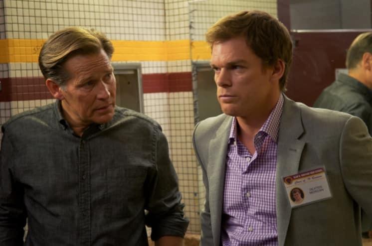James Remar en 'Dexter'.