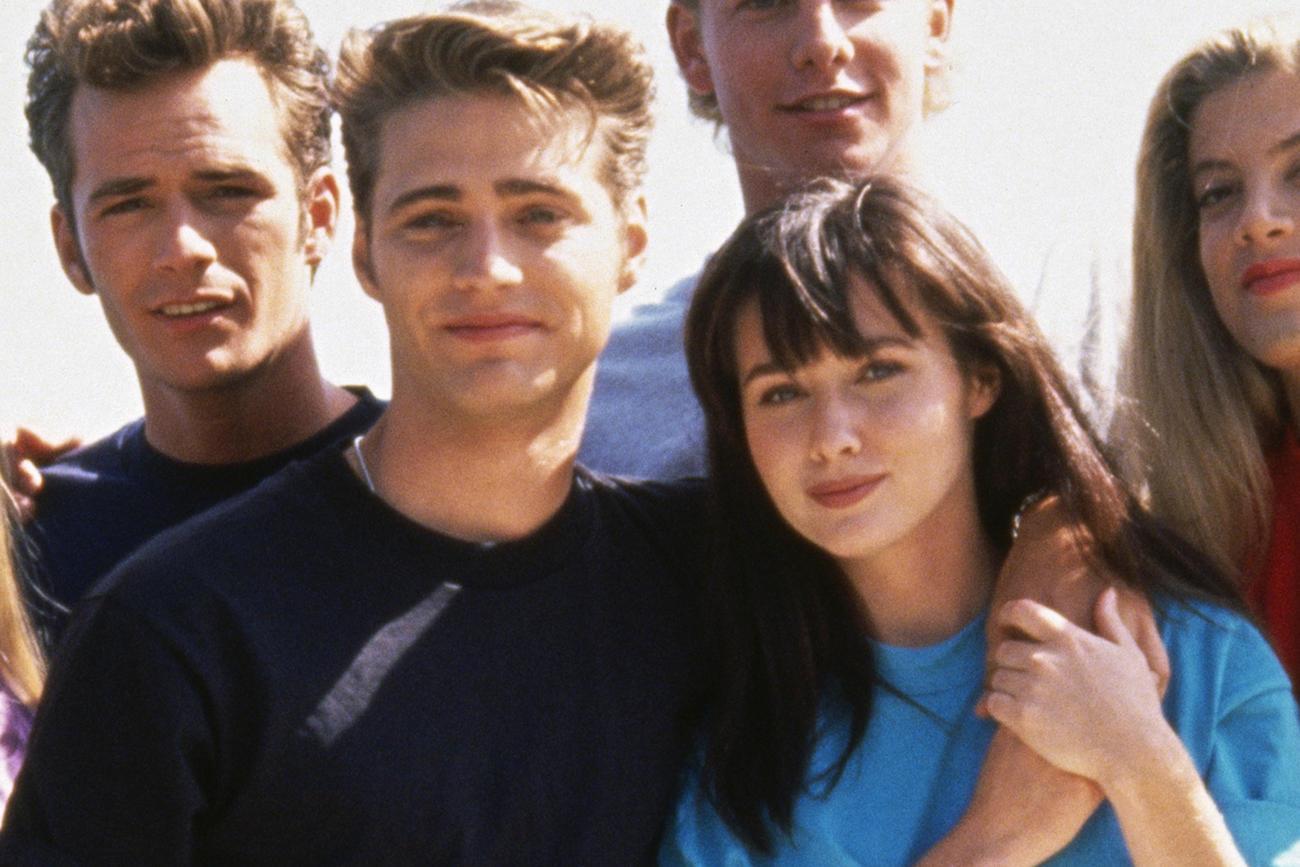 Shannen Doherty se une al revival de Beverly Hills 90210 de Fox