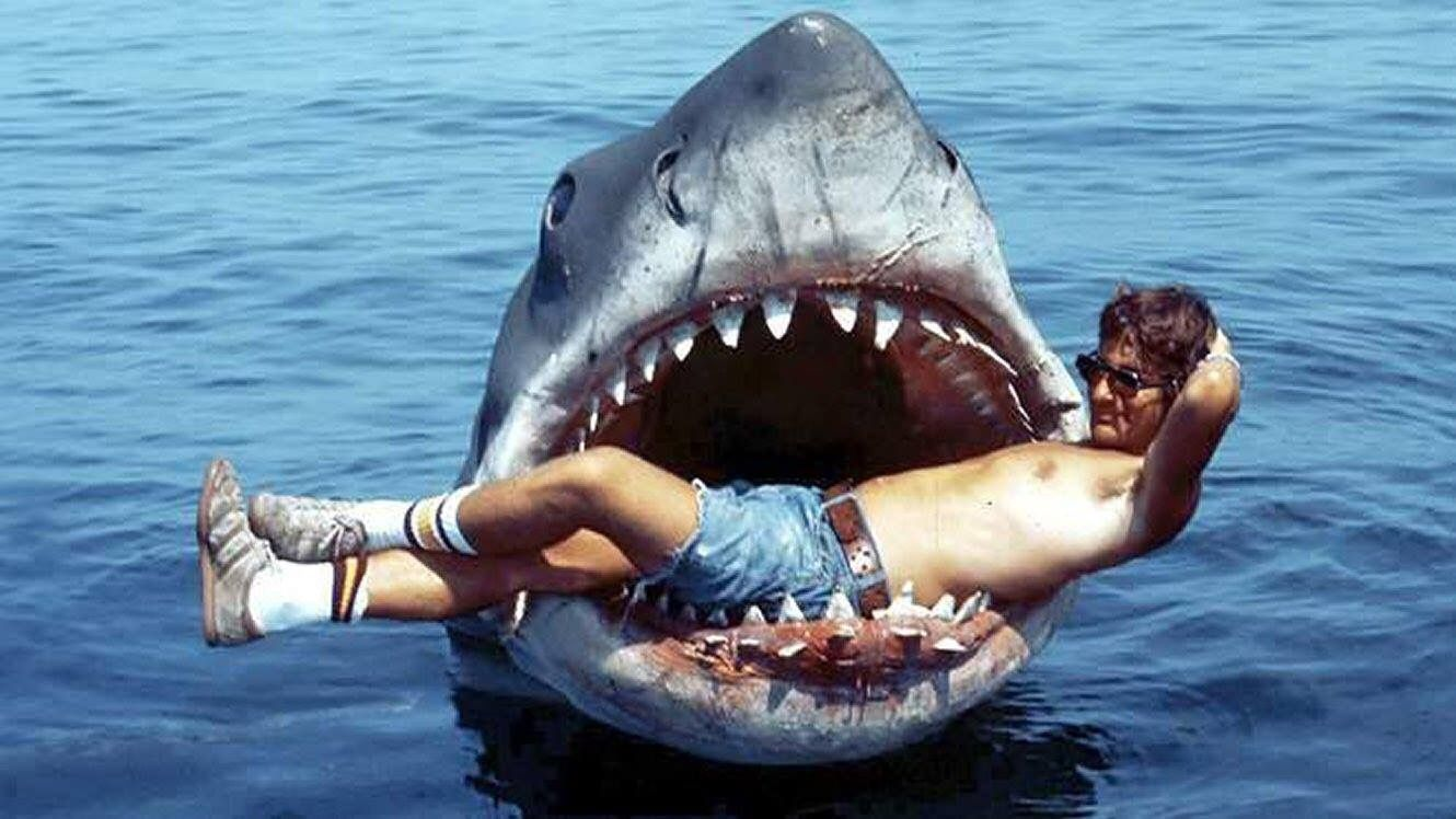 Jaws celebrará su 45 aniversario con screening virtual en Twitter