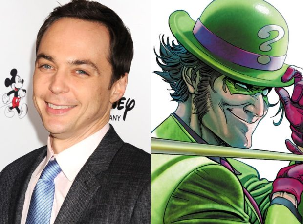 Jim Parsons The Riddler