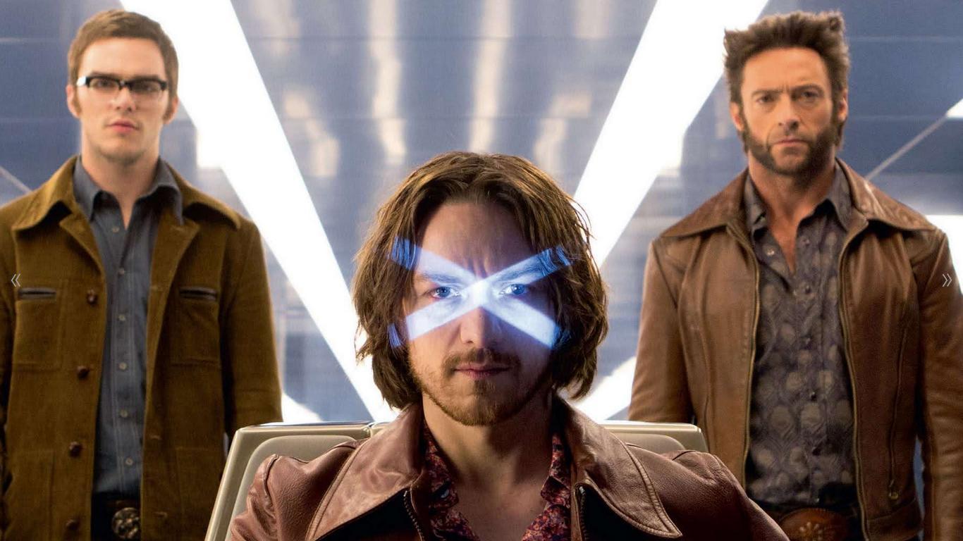 Hank, Xavier,Logan