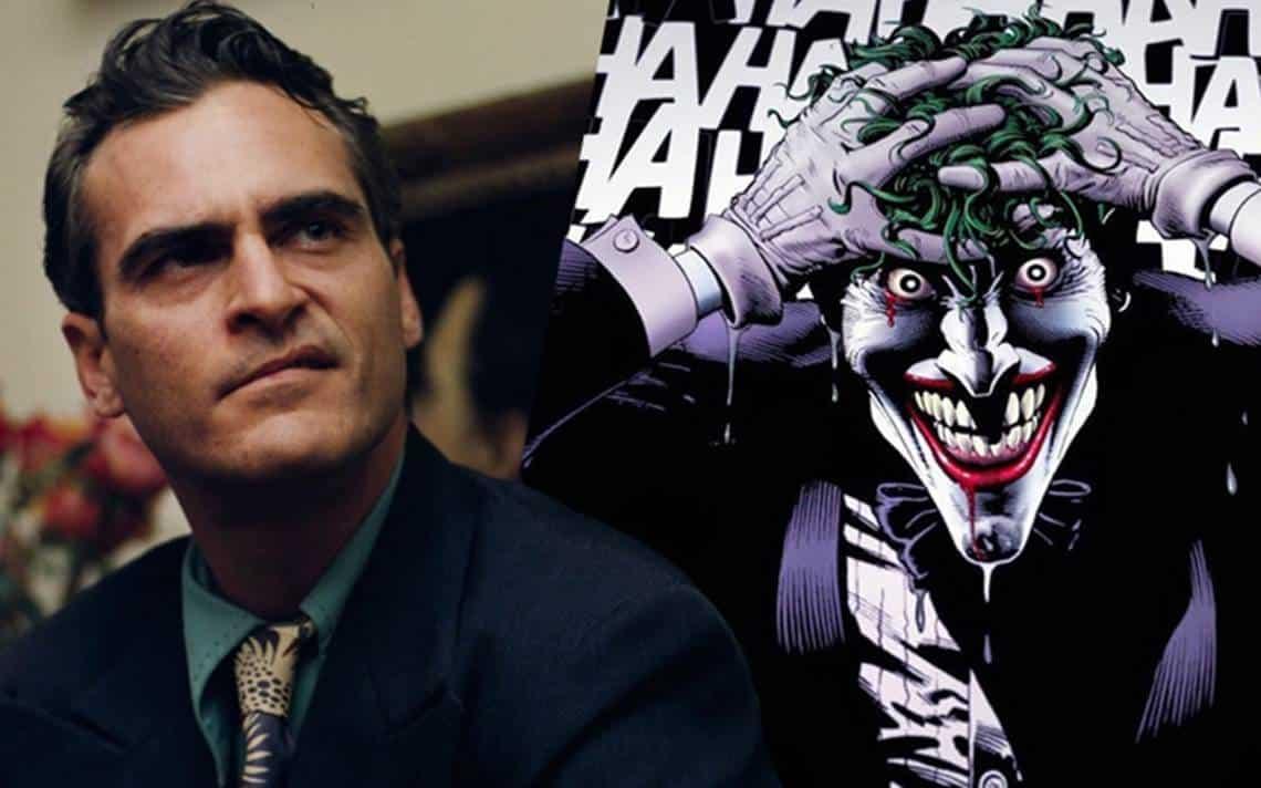 """Joaquin Phoenix """"aterrado"""" de interpretar al Joker en película de WB"""