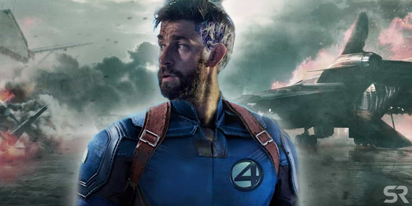 John Krasinski quiere unirse a Marvel Studios