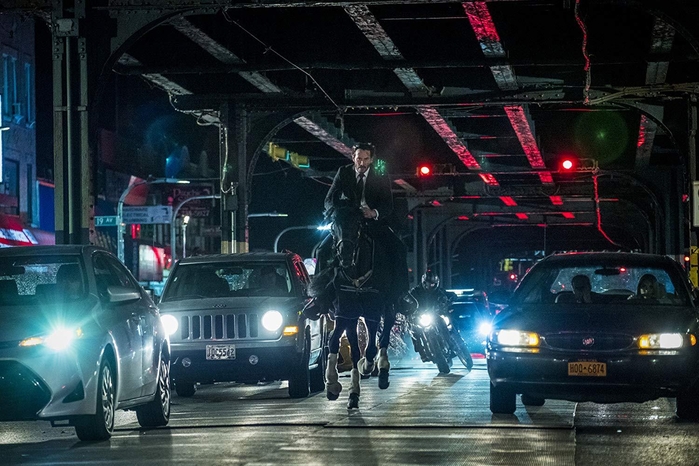 John Wick: Chapter 3 - Parabellum debuta emocionante tráiler llego de acción