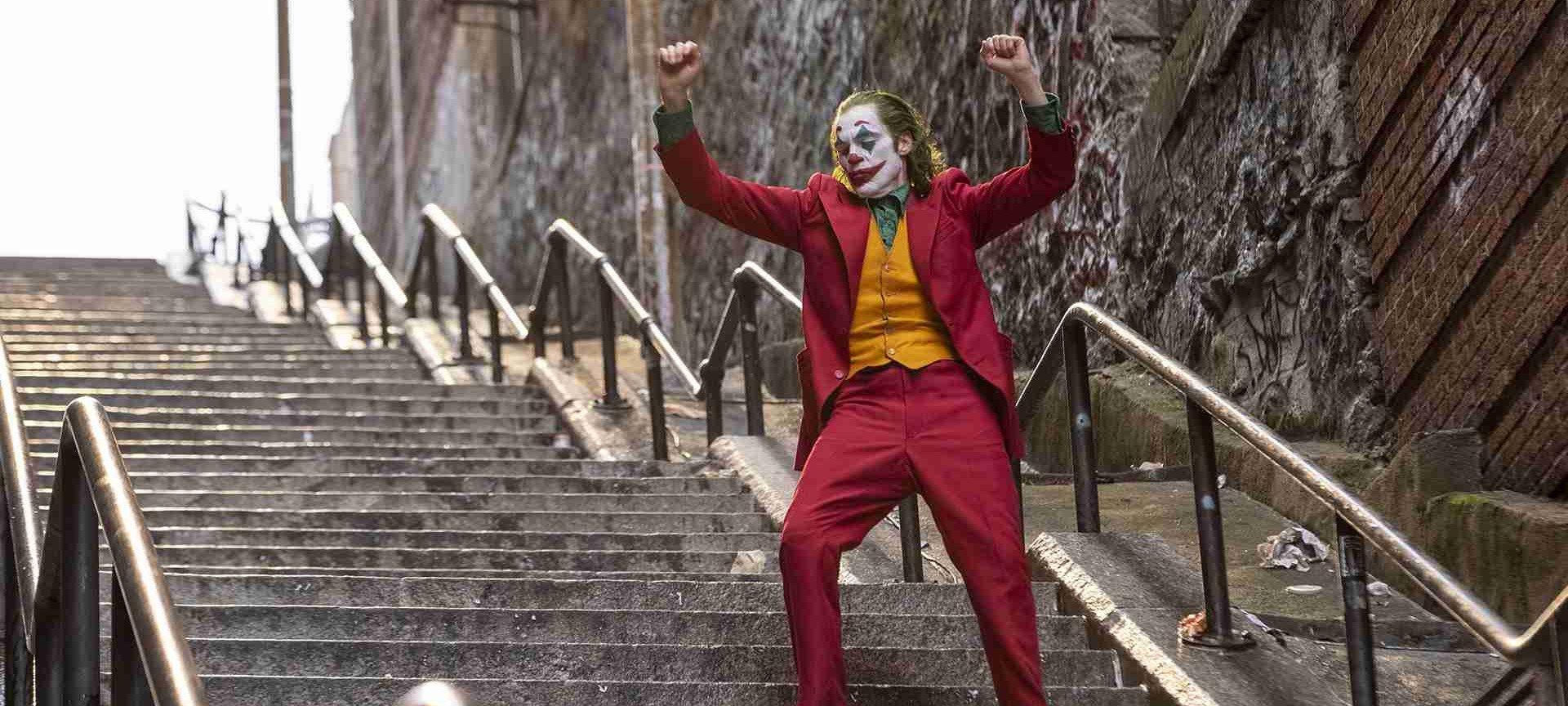 escena más estresante de Joker