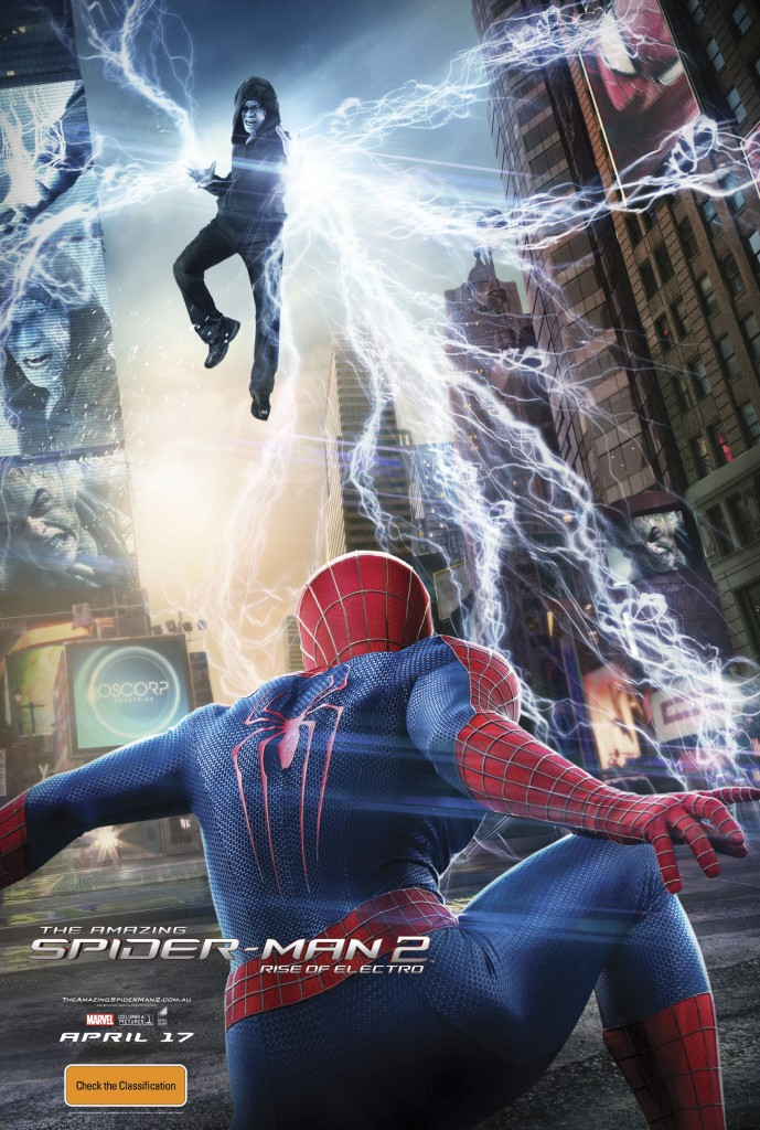 The Amazing Spider Man 2: ROE