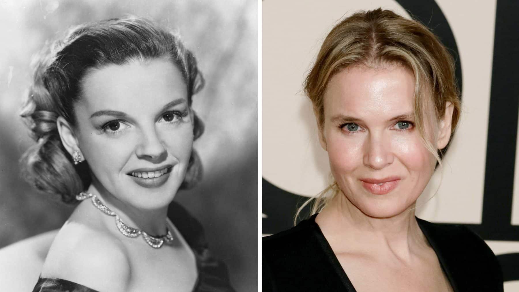 Renée Zellweger se transforma en Judy Garland en biopic Judy