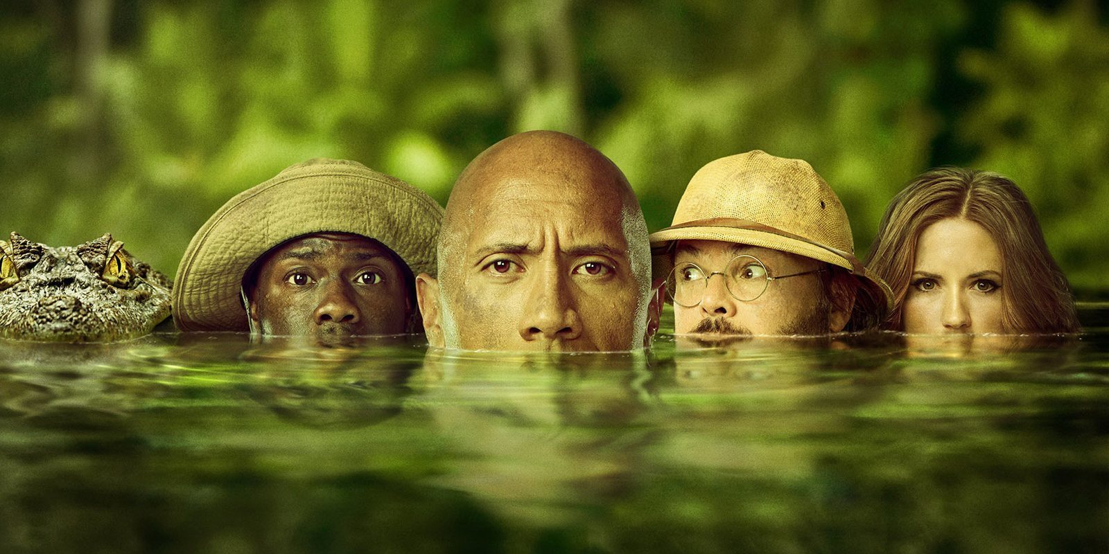 La secuela Jumanji: The Next Level de Sony revela primer tráiler
