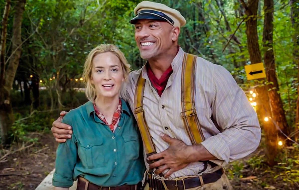 Jungle Cruise revela tráiler oficial con Dwayne Johnson y Emily Blunt