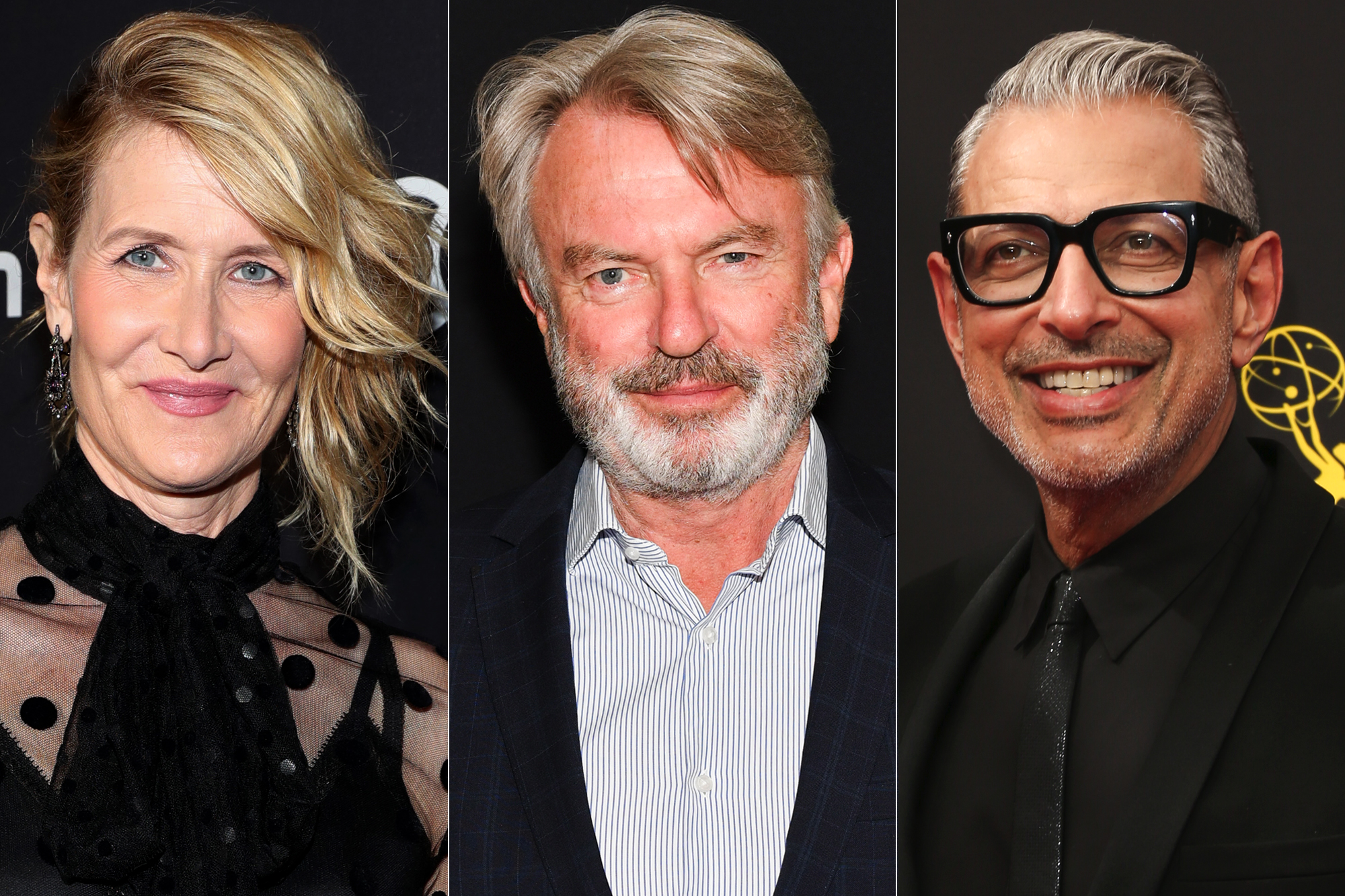 Jurassic World 3 confirma el regreso de Jeff Goldblum, Laura Dern y Sam Neill