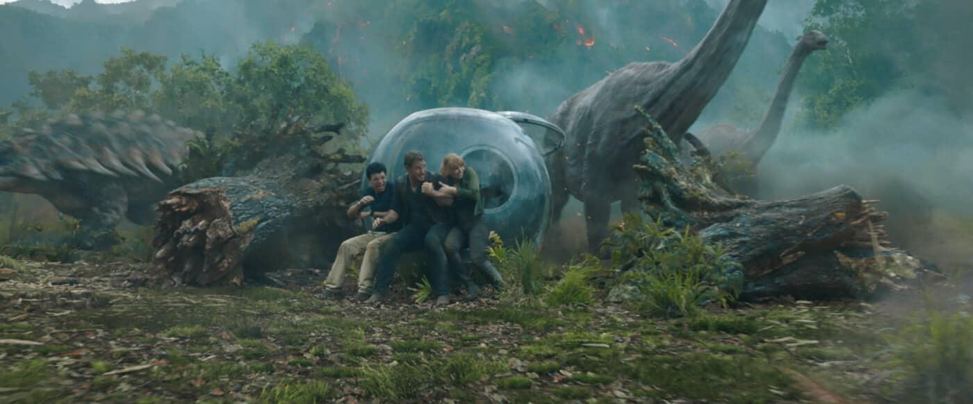 Acción y peligro en el tráiler final de Jurassic World: Fallen Kingdom de Universal