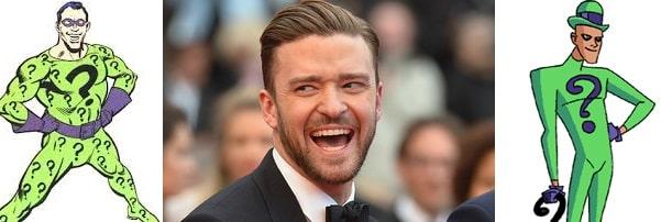 Timberlake Riddler
