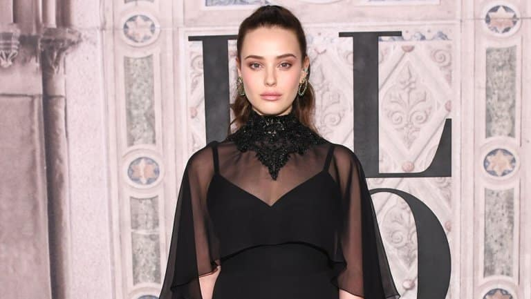 Katherine Langford se une a Knives Out de Rian Johnson y MRC