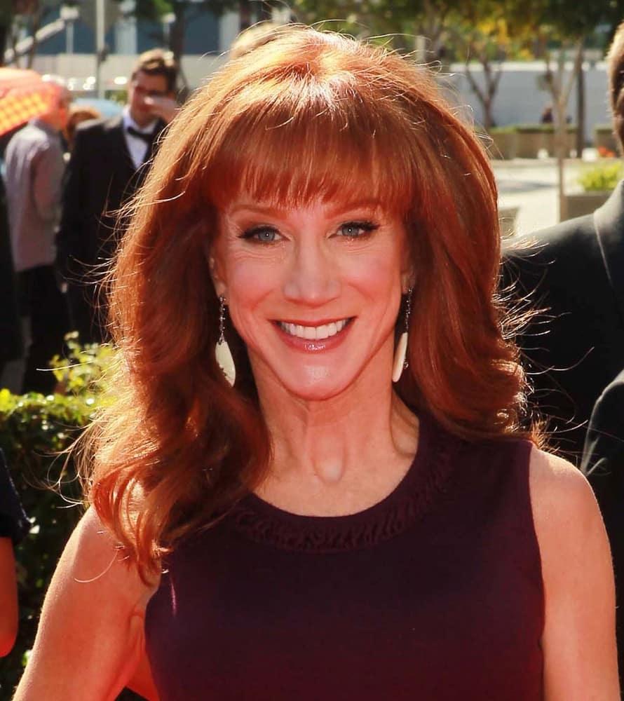 La comediante Katy Griffin audicionó para ser Phoebe
