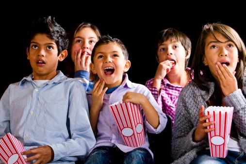 ¿Sabe escoger una película para niños?