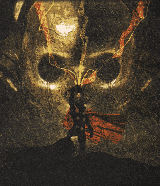 thor  artwork