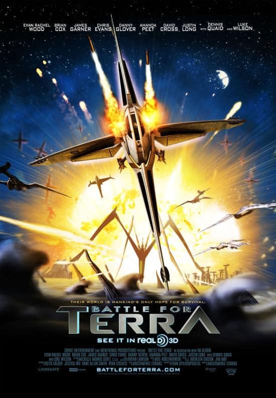 La Batalla por Terra - Battle for Terra