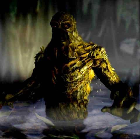 """La Cosa del Pantano """"Swamp Thing"""""""