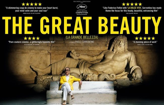 """La Gran Belleza"" de Paolo Sorrentino"