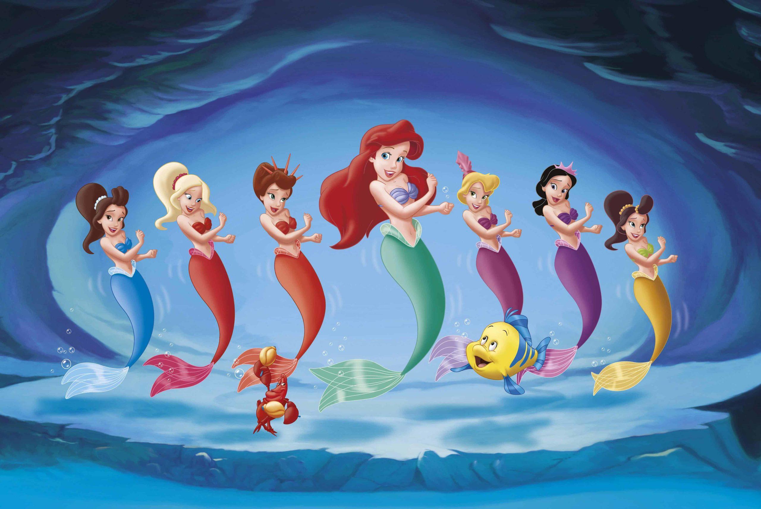 La Sirenita 3