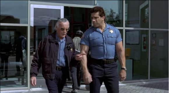 Stan Lee y Lou Ferrigno