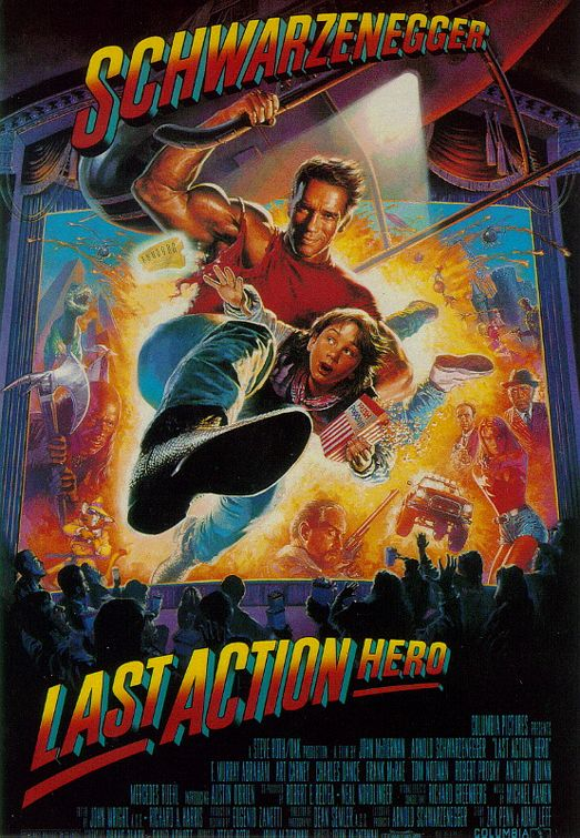Poster de The Last Action Hero