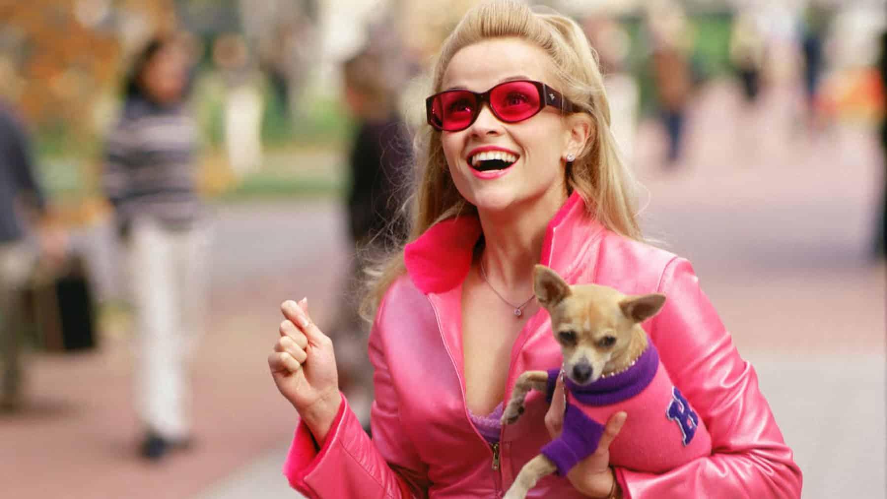 Legally Blonde 3 en desarrollo en MGM con Reese Witherspoon de regreso como Elle Woods
