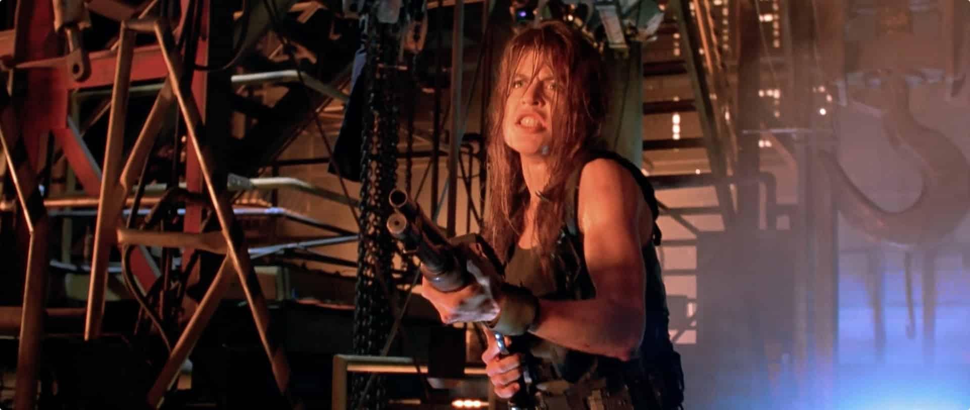 La nueva Terminator revela primer vistazo a su elenco femenino