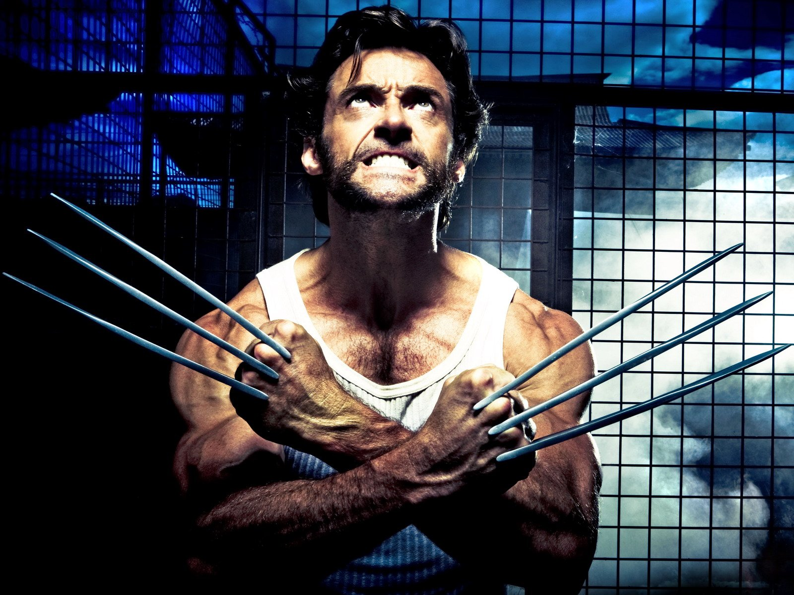 Imagen promocional de Wolverine