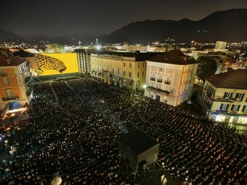 Panorámica del Cinema Piazza Grande