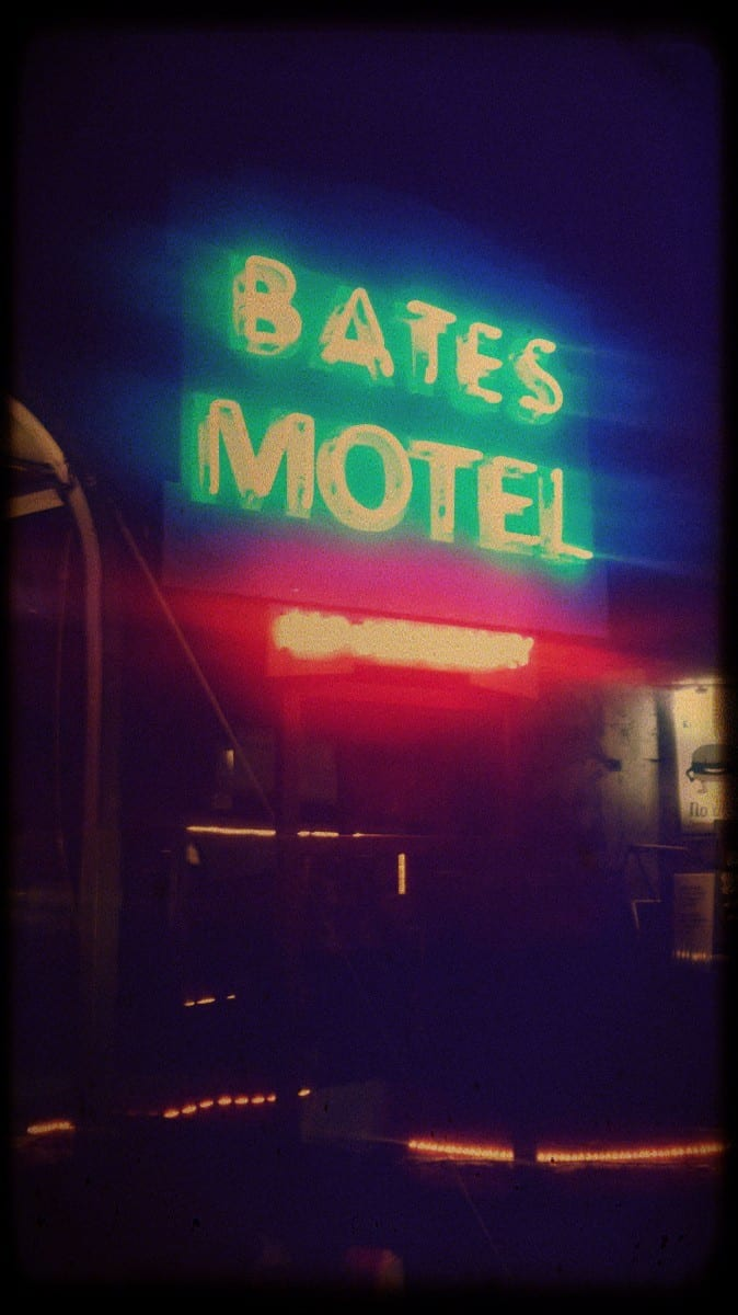 Bates Motel, Foto by: Luis Toriz