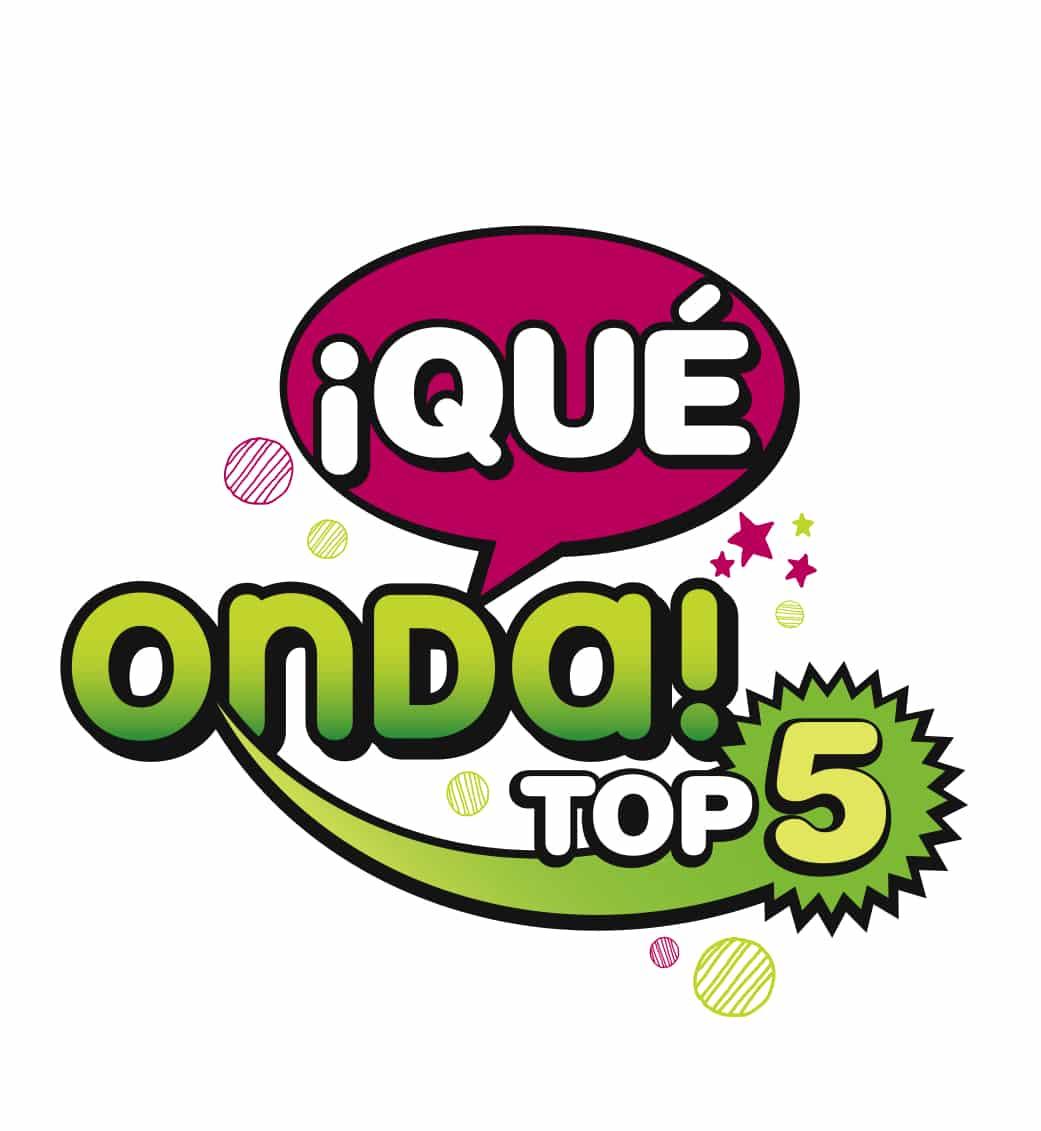¡Qué Onda Top 5!