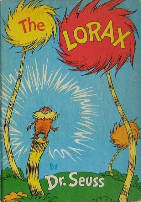 Portada de The Lorax