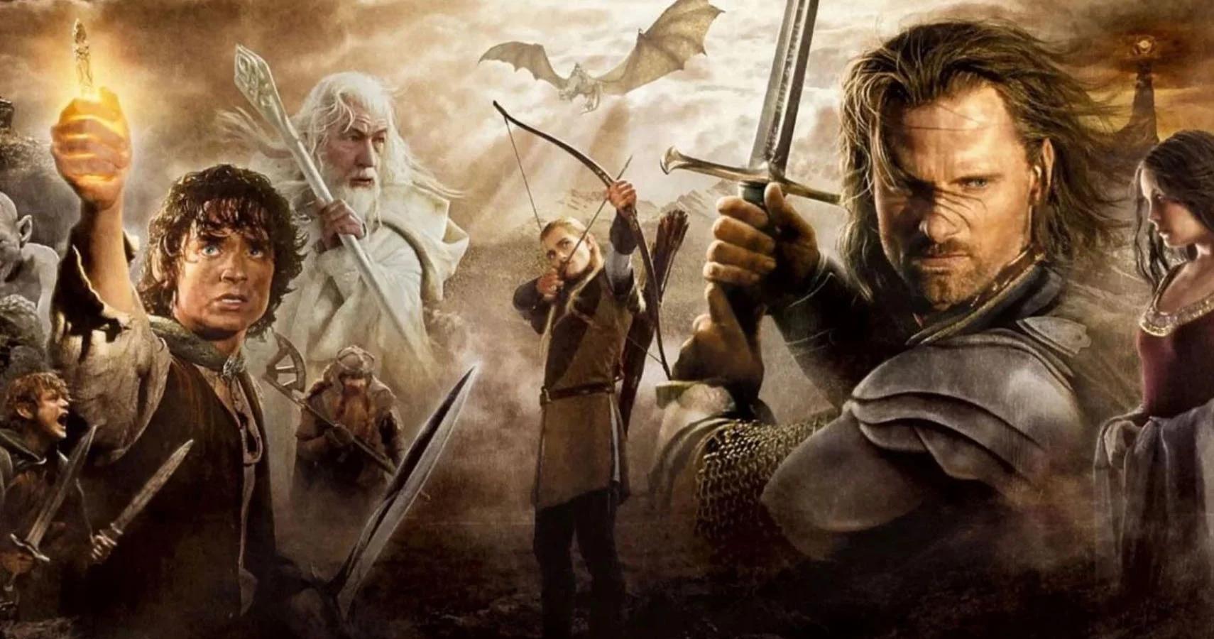 La serie Lord of the Rings reanuda rodaje en Nueva Zelanda luego de una pausa de varios meses