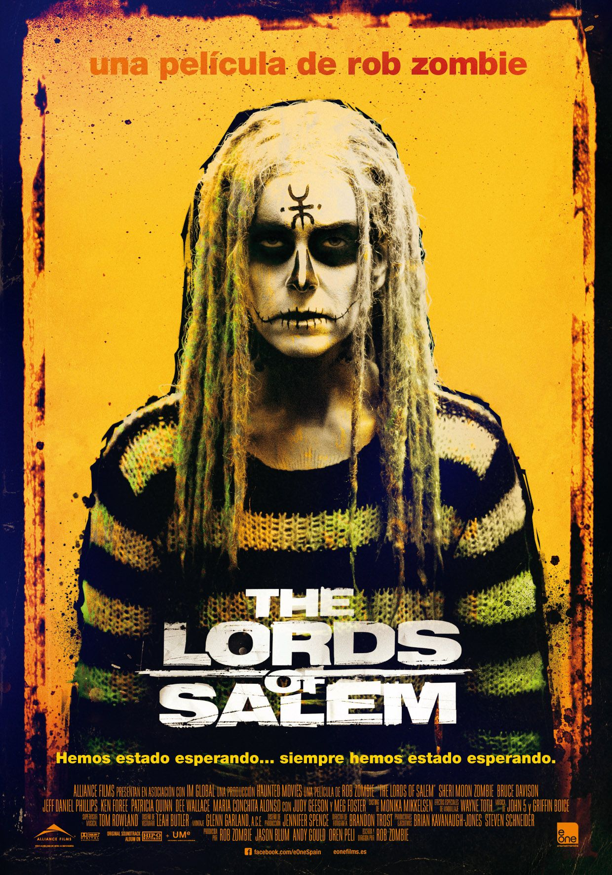 Lords of Salem, Dimension Films