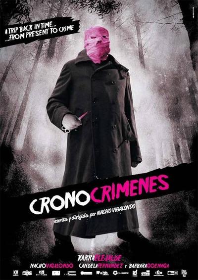 Poster de Cronocrímenes
