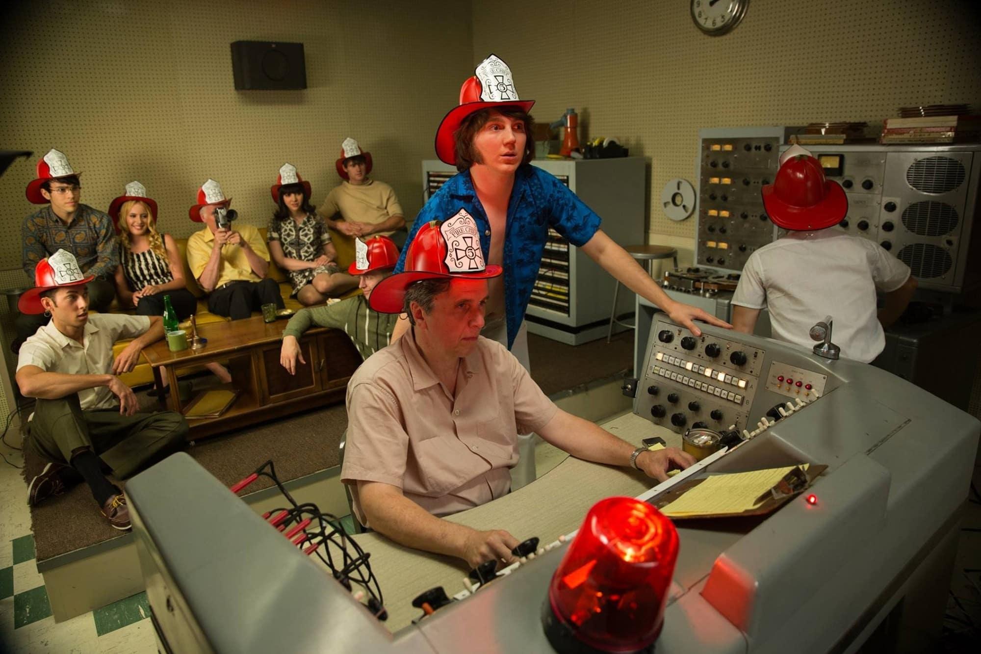 Paul Dano da vida a un joven Brian Wilson en los 60s, en la cinta 'Amor y Compasión' (Love & Mercy), en cines 19 de febrero. © 2015 - Roadside Attractions