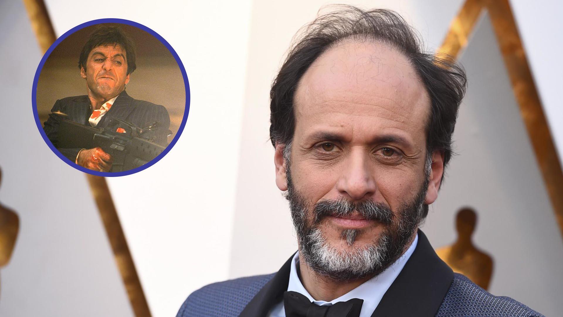 Luca Guadagnino dirigirá nuevo remake de Scarface para Universal
